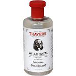 Thayers Astringent, Witch Hazel, Original - 12 fl oz