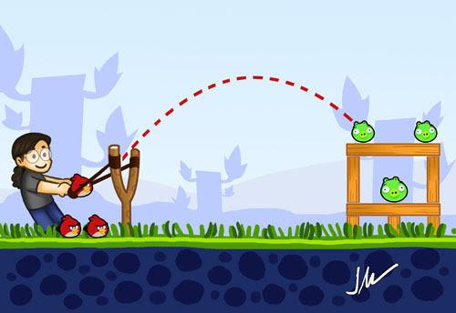 Teoria da terra plana, blog do ricbit, braindump, ilustração by ila fox