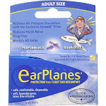 Earplanes Ear Plugs for Air Pressure Discomfort
