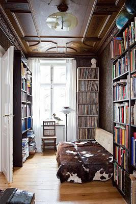 Modern and Eclectic Scandinavian Homes - Paperblog