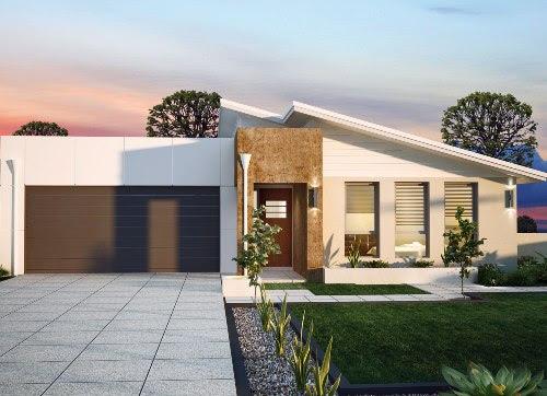 15 Model Teras Rumah Atap Miring Minimalis | RUMAH IMPIAN