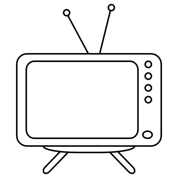 Mewarnai Televisi Mewarnai X