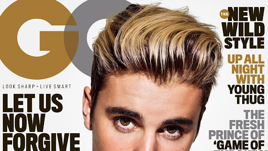 Revealed! Justin Bieber's First-Ever GQ Cover—and Candid Interview