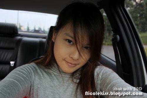 my old hair
