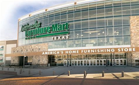 bs nebraska furniture mart  growing strong