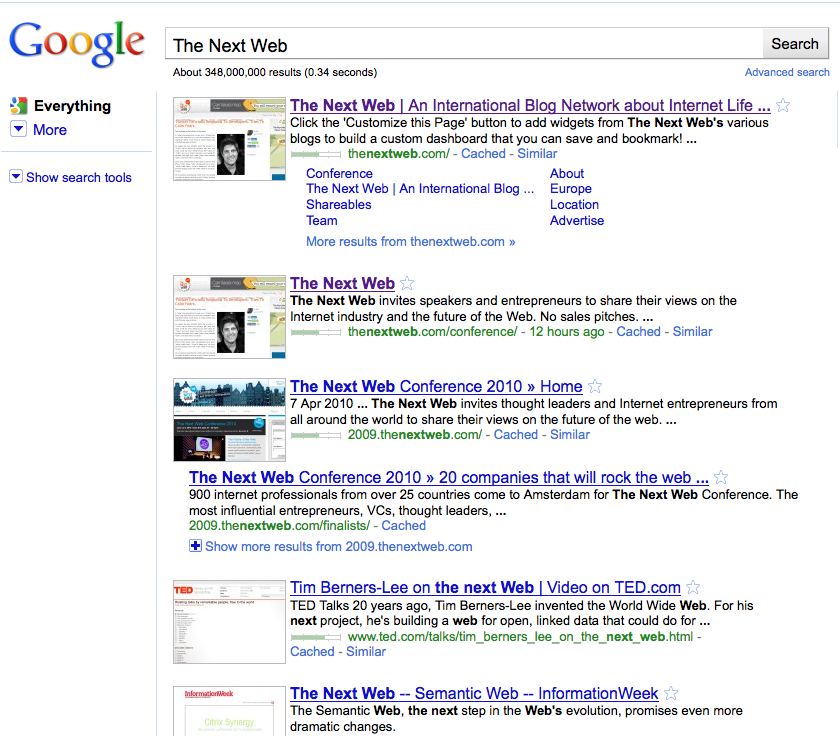 How to access the old Google Search. No hacks or scripts ...