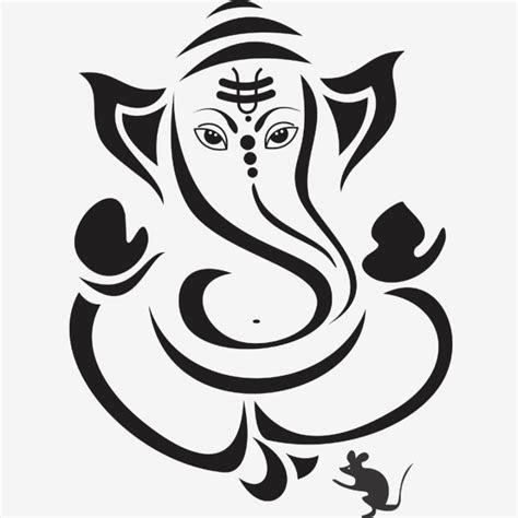 Lord Ganesha, Ganpati, Ganapati, Vakratunda PNG and Vector