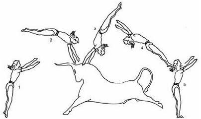 saltos de toro
