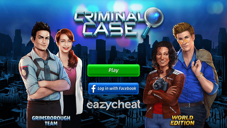 Criminal Case Cheats