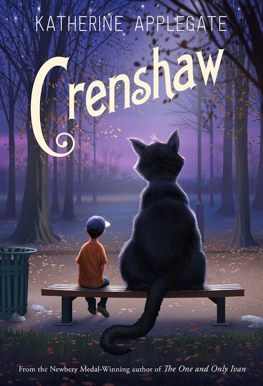 Crenshaw by Katherine Applegate [in School Library Journal] | BookDragon