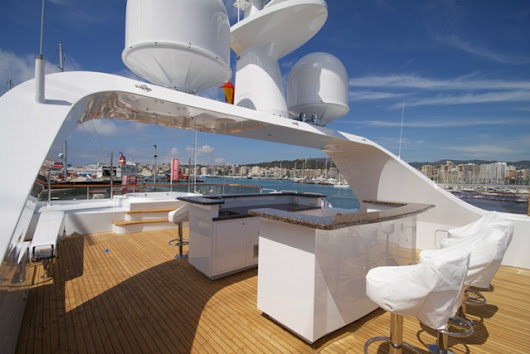 Yacht Paramour Wraps Up Refit at Pure Superyacht Refit - Megayacht News