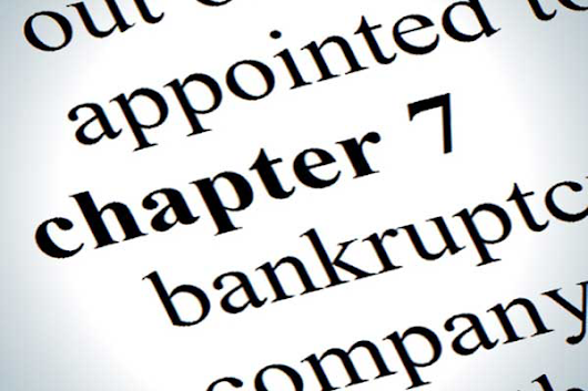 Requirements To File A Chapter 7 Bankruptcy - Part 3