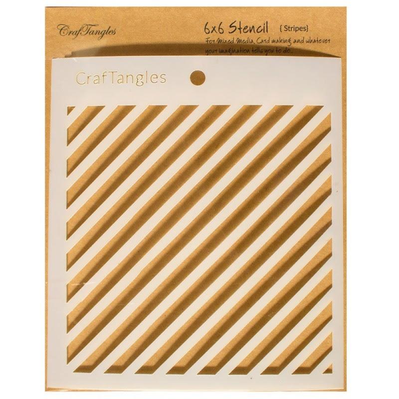 Stripes Stencil