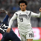 8329a7ad55 Leroy Sane thanks Germany coach after birth of daughter