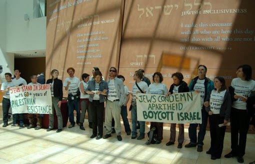 gambar yahudi protes zionis