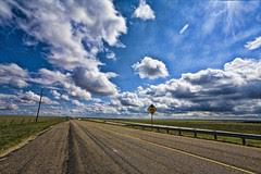 West Texas Summer Skies