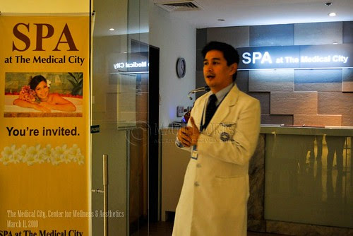 Spa at The Medical City