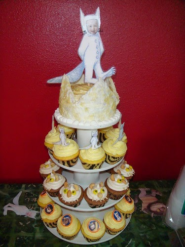 Where The Wild Things Are Monster Cupcakes