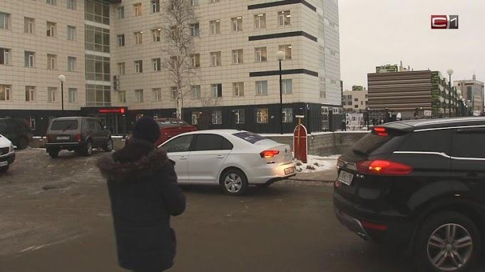 Дворы в Сургуте отремонтировали с нарушениями