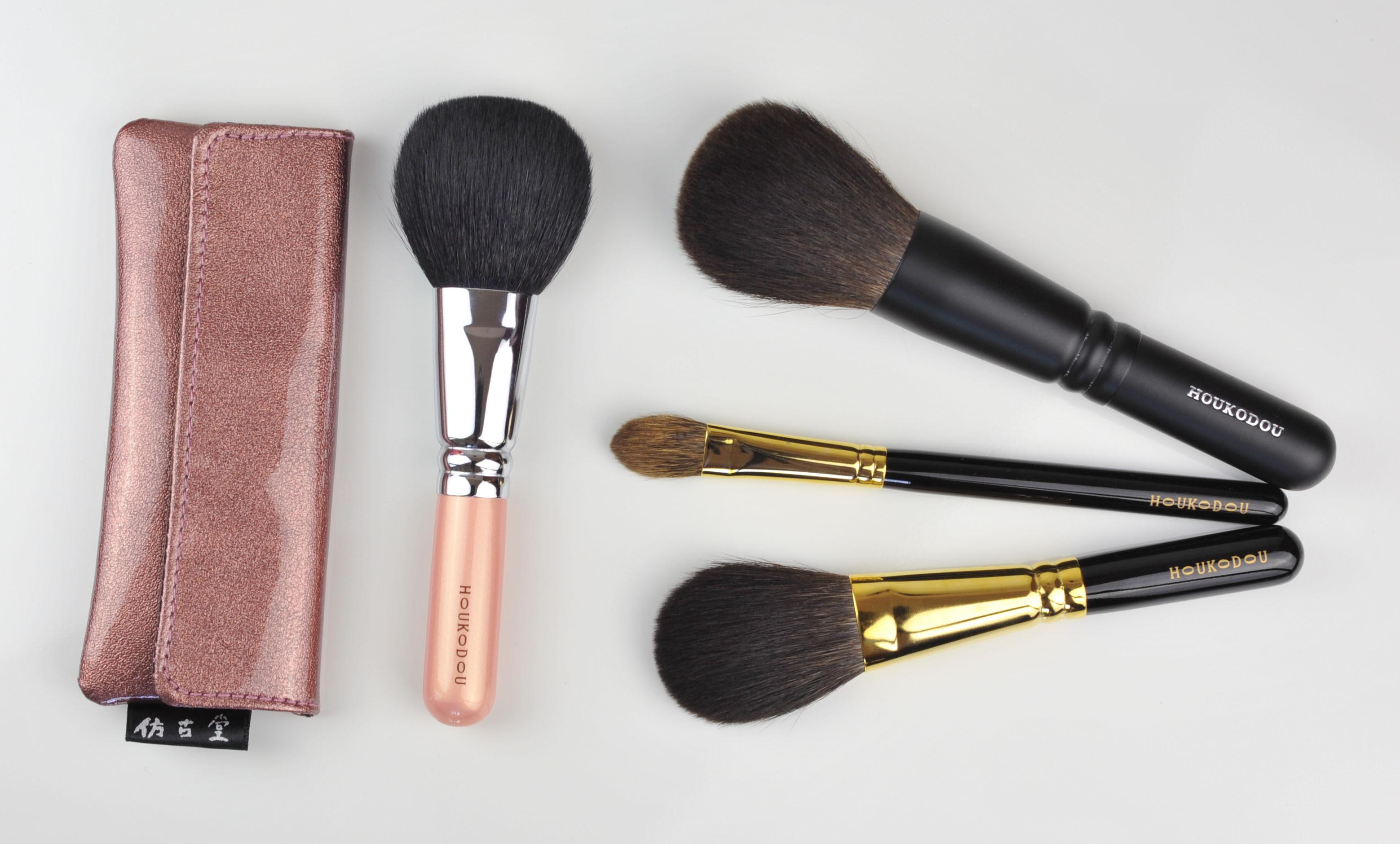Japan brush haul 2014 - Sweet Makeup Temptations