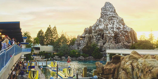 The Heartbreaking True Story Behind Disneyland's Haunted Matterhorn Ride