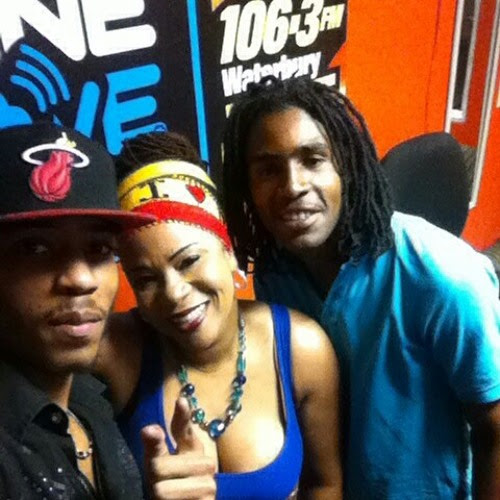 Real Muzic juggling with Dj Empress Tashai, Dj kavel and dj stulla 6/16/2015