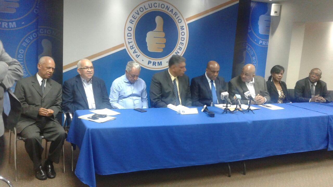 "PRM pedirá al MP que investigue ""irregularidades"" de Punta Catalina"