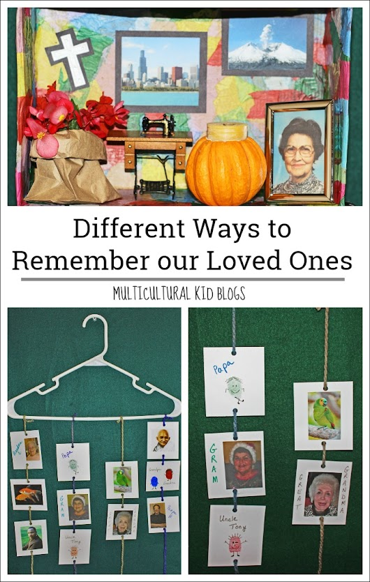 Different Ways to Remember Loved Ones