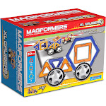 Magformers XL Cruisers 30 Piece Magnetic Car Set