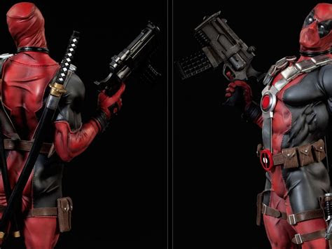 deadpool weapons wallpaper  laptop background  pics
