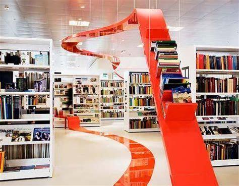 Modern Library Interiors   Home Decor & Interior/ Exterior