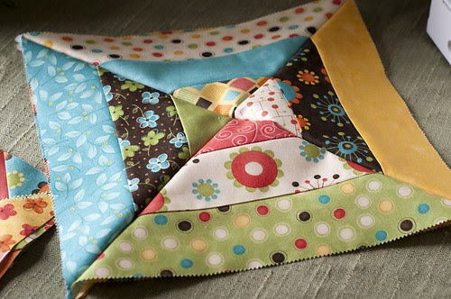 Charity Quilt Block, Varied