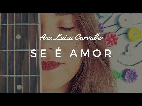 TV AVARÉ - ESPECIAL DE MÚSICA -  Ana Luiza Canta - Se é Amor