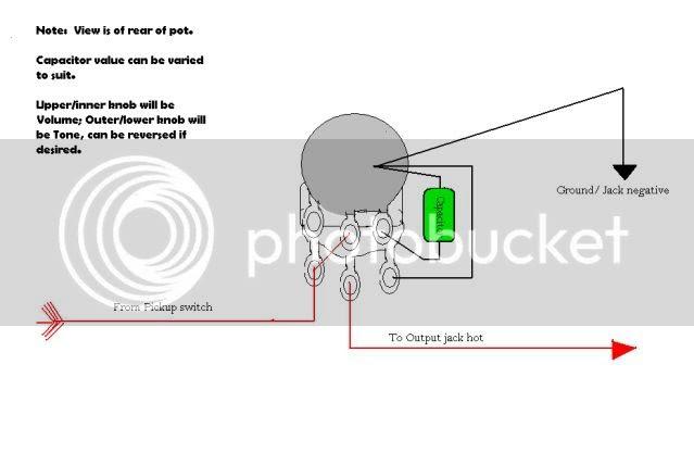 Wiring Diagram Pot