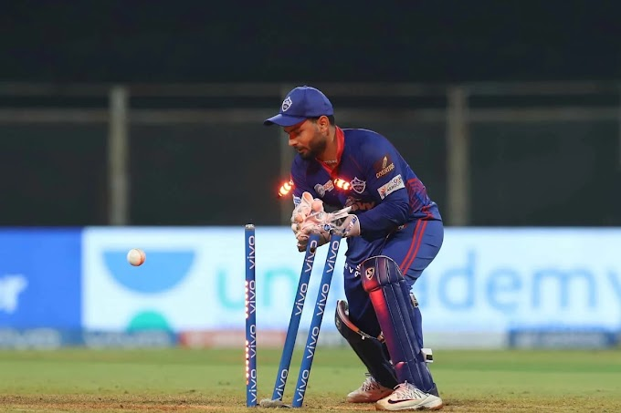 'This One Minute Is Taken by You,' Says Rishabh Pant In Cheeky Exchange With Umpire