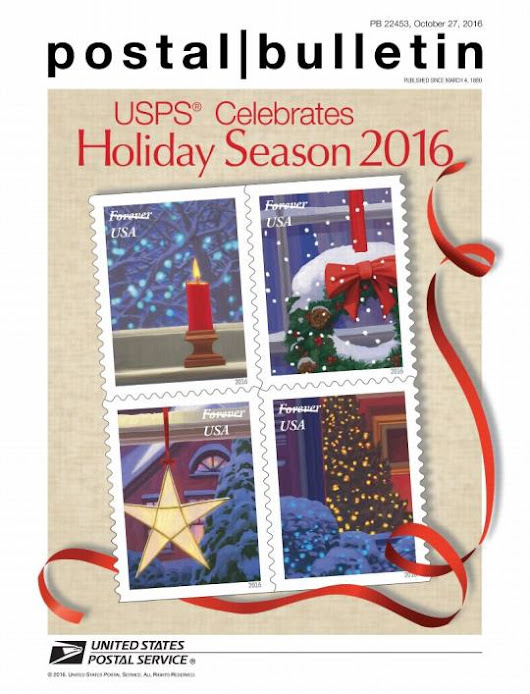 USPS: Approximately 16 billion pieces of mail, 750 million packages to be delivered this holiday season - PostalReporter.com