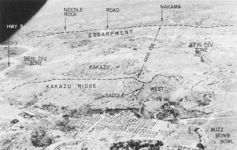 Artie Klein Baker Company S Incredible Attack On Okinawa S Machinato Escarpment War Historian Llc Battlefield Expeditions