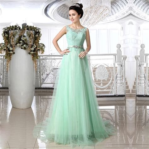 Green Colored Wedding Dresses   Wedding and Bridal Inspiration
