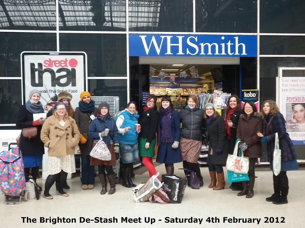 01 The Brighton De-Stash Peeps (4th Feb 2012)