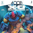 4001 AD : X-O Manowar Issue #1 Review