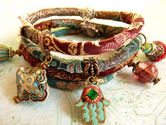 BRACELETS - hamsa - jewelry - fashion accessories