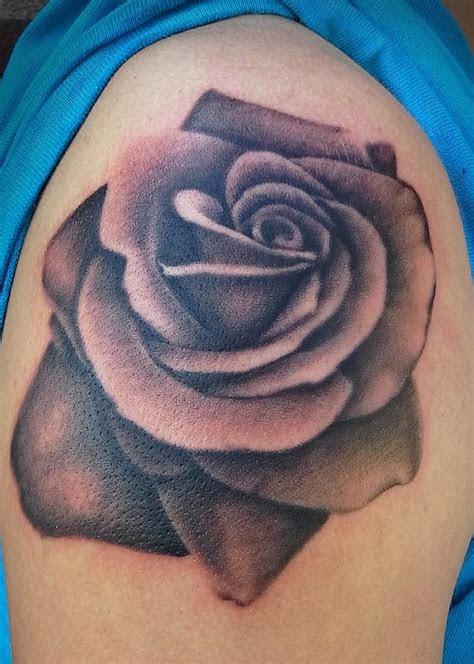 black grey rose tattoo designs tattoo maze