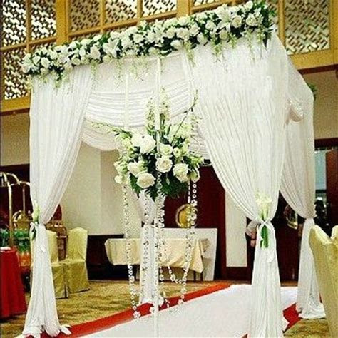 Chuppah, Party items and Party supplies on Pinterest