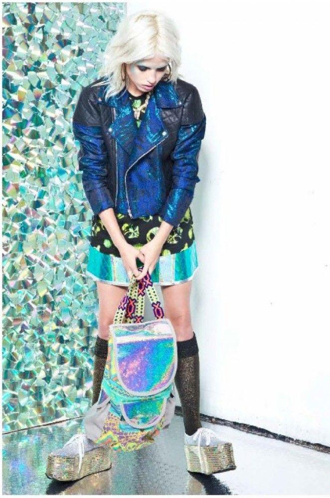 Sea Punk by Emma Mulholland #vistelacalle