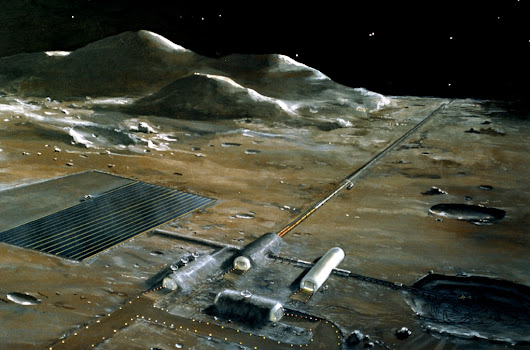 CHINA: LET'S GO TO THE FAR SIDE OF THE MOON - Cosmic War
