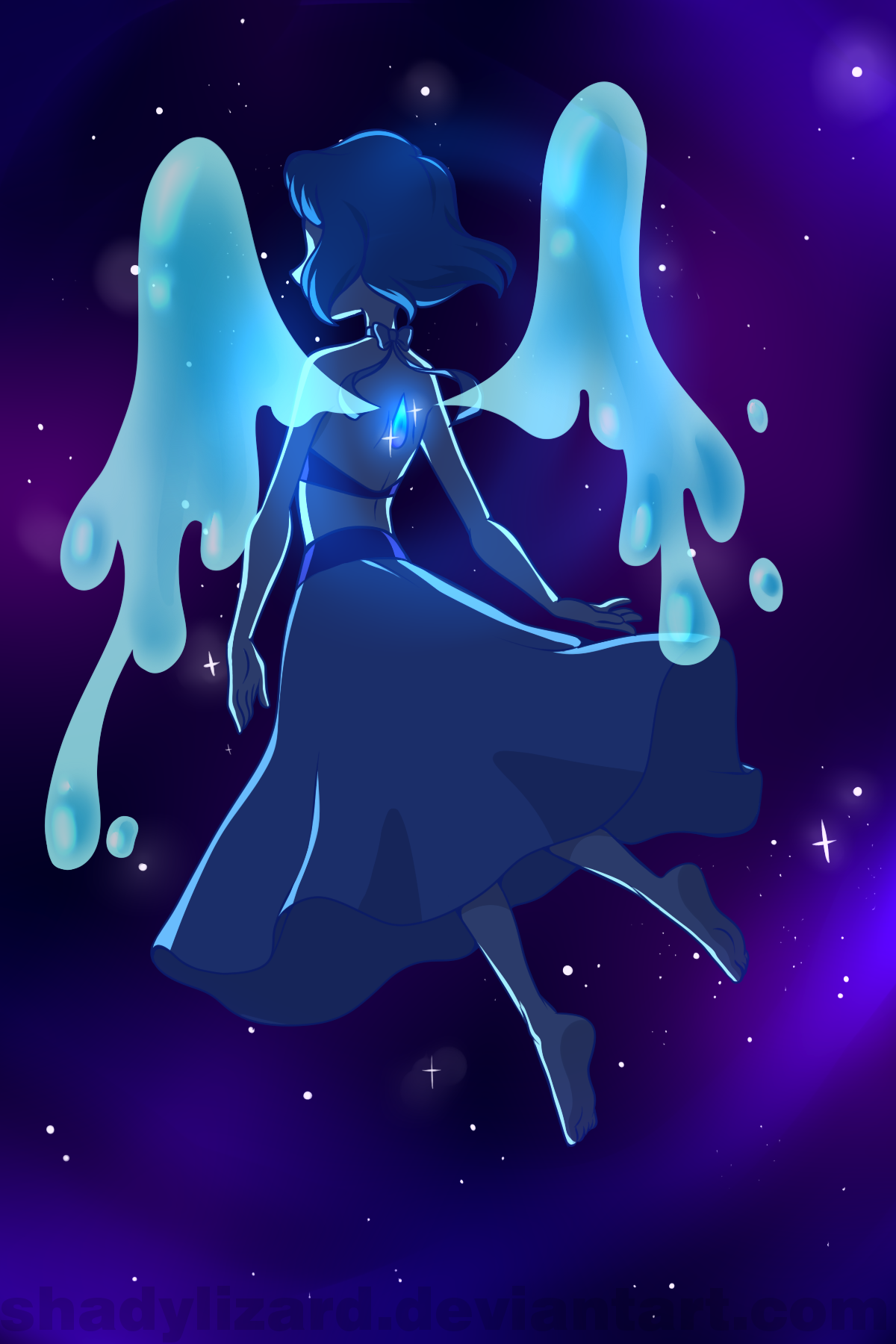Te amo lazuli 😍
