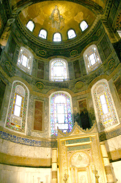 Image:Hagia Sophia Altar.jpg