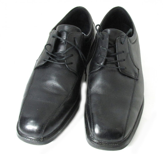 Nunn Bush 13M Black Men's Shoes Lightly Used