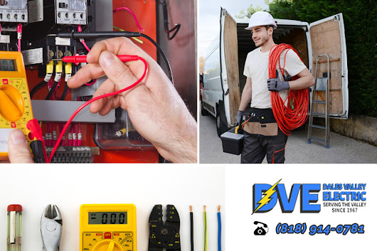 Dales Valley Electric – Your Source of Electrical Work - Dales Valley Electric