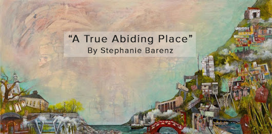 Two Artists You Must Know: Amy Sheppard Morose and Stephanie Barenz